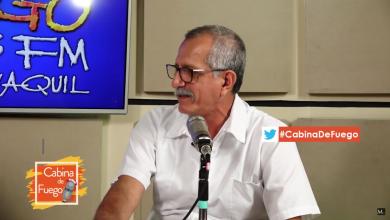 Dr. Bosco Alcívar – Enfoque pediátrico social y familiar – Cabina de Fuego