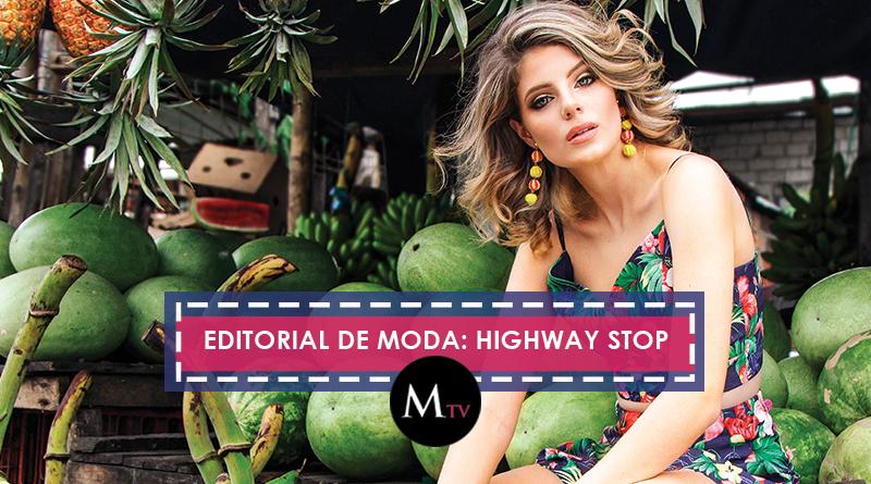 Editorial de Moda: Highway Stop