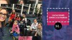 Úrsula Strenge disfruta junto a su familia en tierras europeas