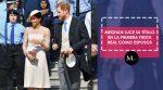 Los Duques de Sussex asisten a la celebración 70 del Príncipe Carlos