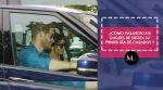 El Príncipe Harry y Meghan Markle reaparecen en su primer dia como casados