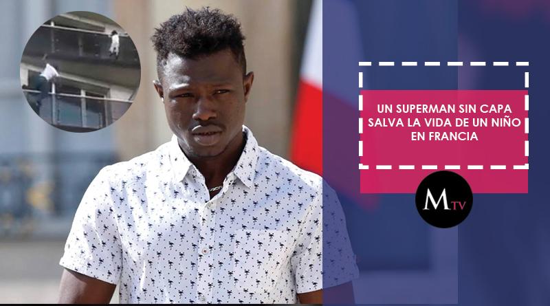 En Francia ya tendría a su propio Spiderman