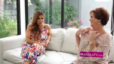 """Mariaca Valdés: """"¡SÍ! Me gustan los menores"""" – Miércoles de MarielaTV"""