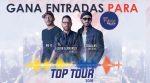 GANA ENTRADAS PARA EL TOP TOUR CON AU-D JUAN FERNANDO VELAZCO Y DOUGLAS BASTIDAS