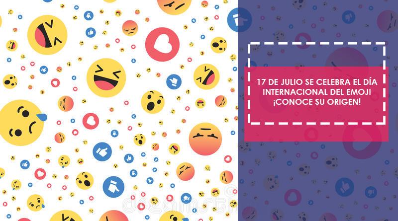 Hoy, 17 de julio, se celebra el día internacional del emoji pero ¿de donde surgieron?