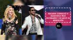 Maluma conoció a Madonna y recibió su bendición