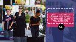 ¿Real o estrategia? Angelina Jolie refuerza su imagen de buena madre para el tribunal