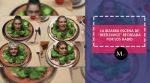 La bizarra escena de «Beetlejuice» recreada por los Hadid
