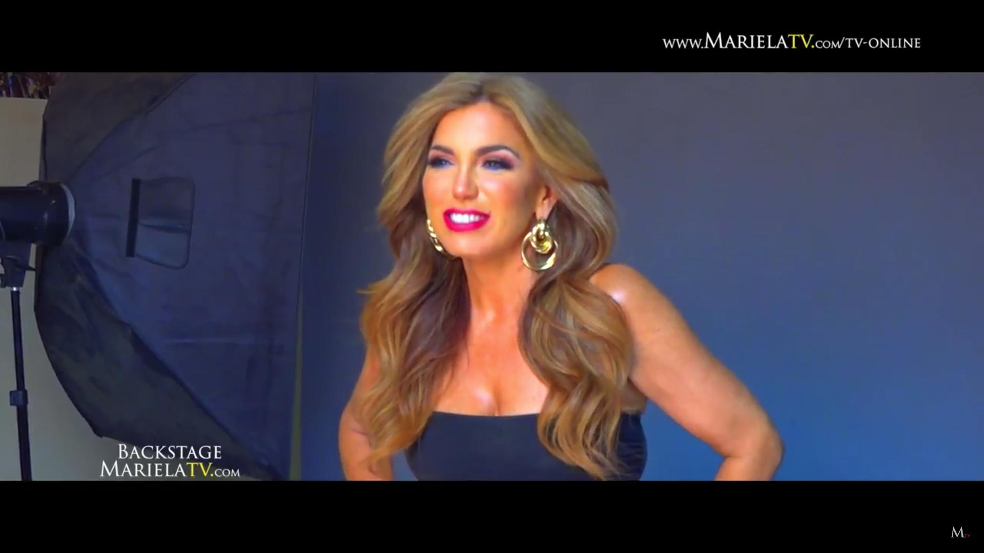 Revista Mariela Edición 119 – Backstage de Portada de Aniversario