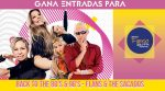 "GANA ENTRADAS PARA ""BACK TO THE 80'S & 90'S – FLANS & THE SACADOS"""