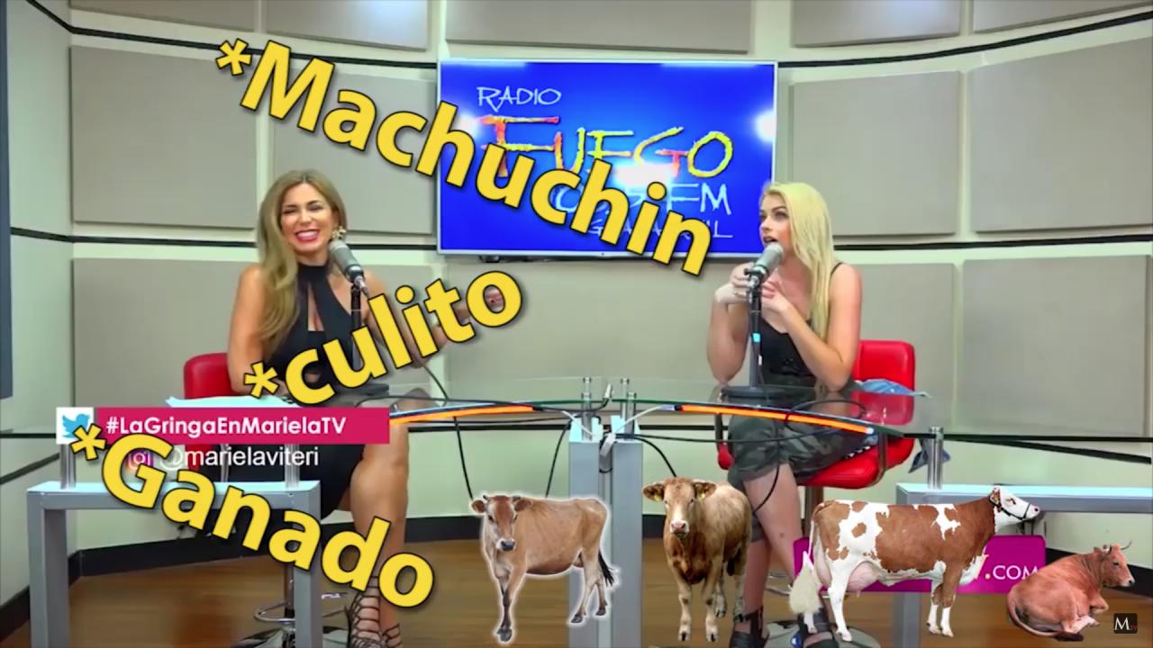 EpicMarielaTV – La Gringa
