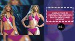 Ángela Ponce es criticada tras desfile en traje de baño en Miss Universo