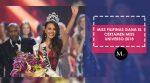 Miss Filipinas gana el certamen Miss Universo 2018