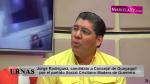 Jorge Rodríguez – Más Allá de las Urnas 2019