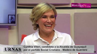 Cynthia Viteri – Más Allá de las Urnas 2019