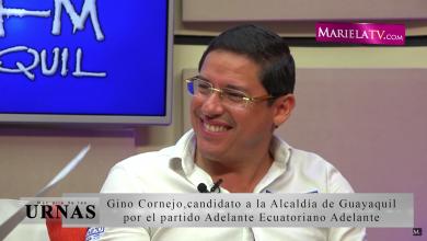 Gino Cornejo – Más Allá de las Urnas 2019