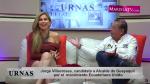 Jorge Villacreses – Más Allá de las Urnas 2019