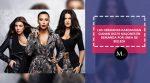 Las hermanas Kardashian ganan US$10 millones en demanda por línea de belleza