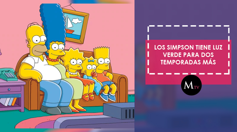Los Simpson tiene luz verde para dos temporadas más