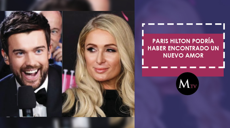 Paris Hilton podría haber encontrado un nuevo amor