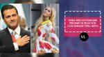 Tania Ruiz Eichelmann presume su relación con Enrique Peña Nieto