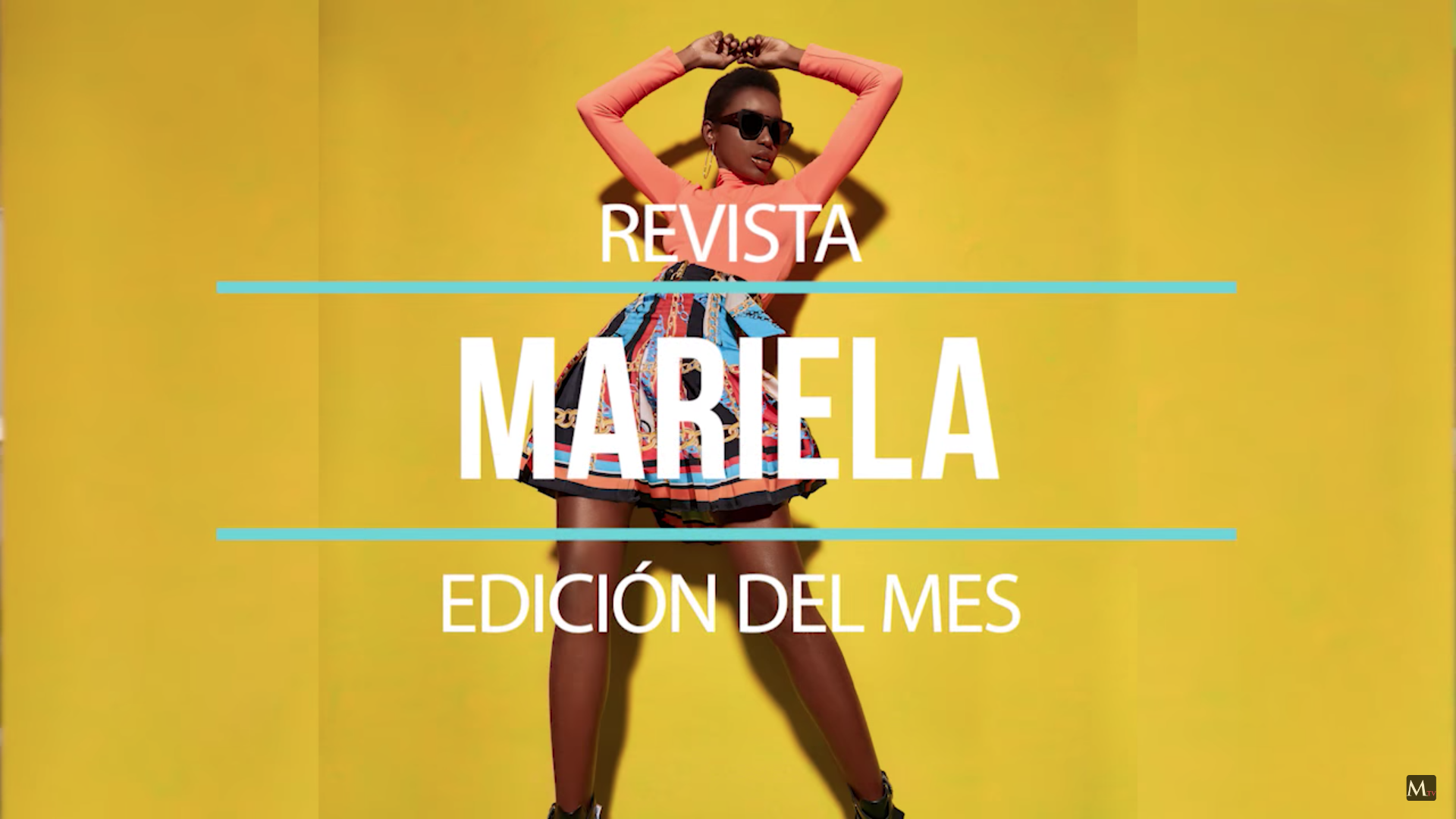 Revista Mariela 121 – Editorial de moda: THE BIG JUMP