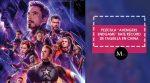 """Película """"Avengers EndGame"""" bate récord de taquilla en China"""