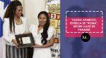 """Yalitza Aparicio, estrella de """"Roma"""", recibe llave de Panamá"""