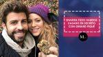 Shakira pudo haberse casado en secreto con Gerard Piqué