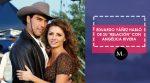 """Eduardo Yáñez revela la verdad de su """"relación"""" con Angélica Rivera"""