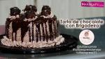 Aprende a preparar Torta de Chocolate con Brigadeiro