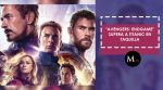 «Avengers: Endgame» supera a Titanic en taquilla