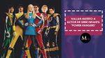 "Hallan muerto a actor de serie infantil ""Power Rangers"""