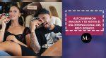 Así celebraron Maluma y su novia el Día Internacional del Beso Robado