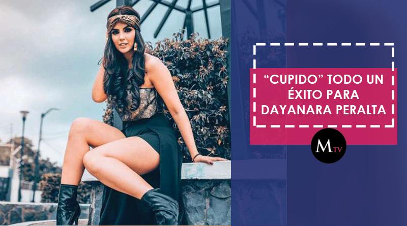 """Dayanara Peralta estrenó nuevo sencillo titulado """"CUPIDO"""""""