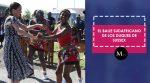 El baile Sudafricano de los Duques de Sussex