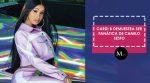 Cardi B rinde homenaje a Camilo Sesto