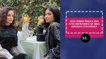 Kylie Jenner publica una foto disfrutando de unas mimosas con Rosalía