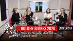 «Golden Globes 2020» en ¿Qué Pasa? con Mariela