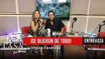 «Mariela y Angello: ¡Se dijeron las verdades!»  en ¿Qué Pasa? con Mariela