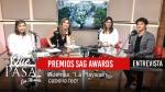 """""""Premios SAG Awards"""" Además: """"La Playa sin cabello feo"""" ¿Qué pasa? con Mariela"""