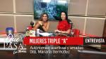 «Mujeres Triple A» junto a Dra. Mariana Bermúdez en ¿Qué Pasa? con Mariela