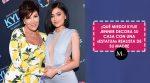 ¡Qué miedo! Kylie Jenner decora su casa con una «estatua» realista de su madre