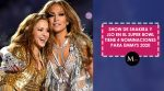 Show de Shakira y JLo en el Super Bowl tiene 4 nominaciones para Emmys 2020