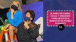 El dueto de Danna Paola y Sebastián Yatra reavivó el rumor de un posible romance