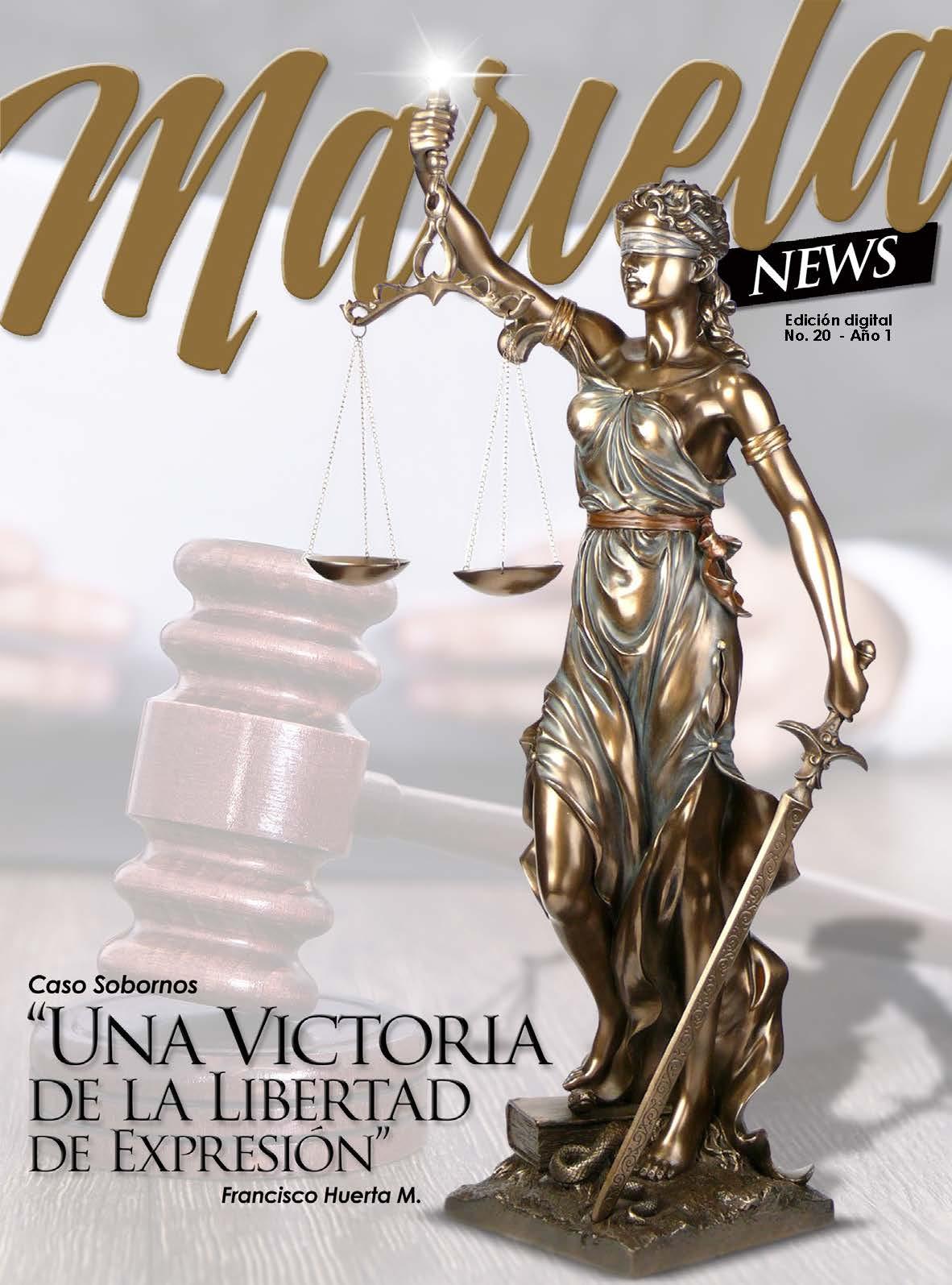 Revista Mariela News 20