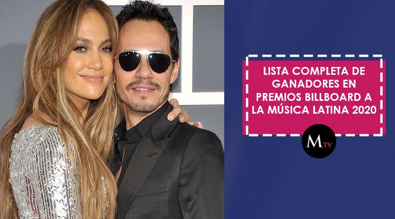 Jennifer Lopez reveló que se casó con Marc Anthony por despecho