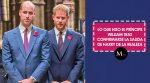 Lo que hizo el príncipe William tras confirmarse la salida de Harry de la realeza