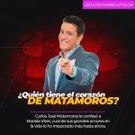 ¿Quién tiene el corazón de Carlos José Matamoros?
