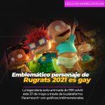 Este emblemático personaje de Rugrats es gay en la nueva versión
